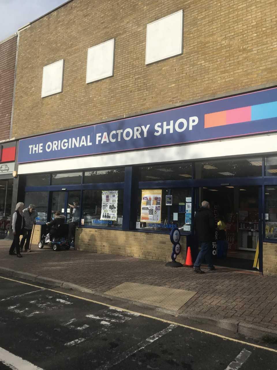 The Original Factory Shop in Rustington (1)