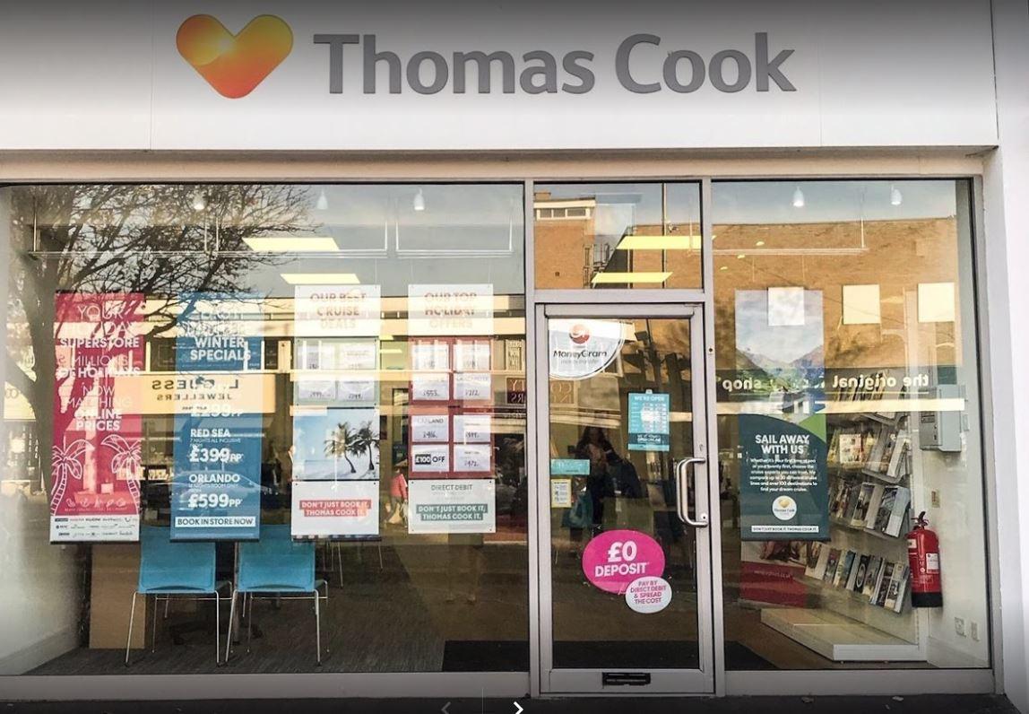 Thomas Cook in Rustington (1)