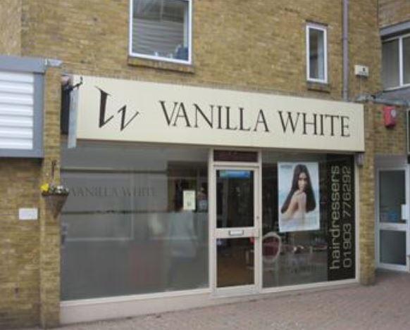 Vanilla White in Rustington