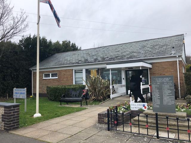 East Preston Library in East Preston (1)