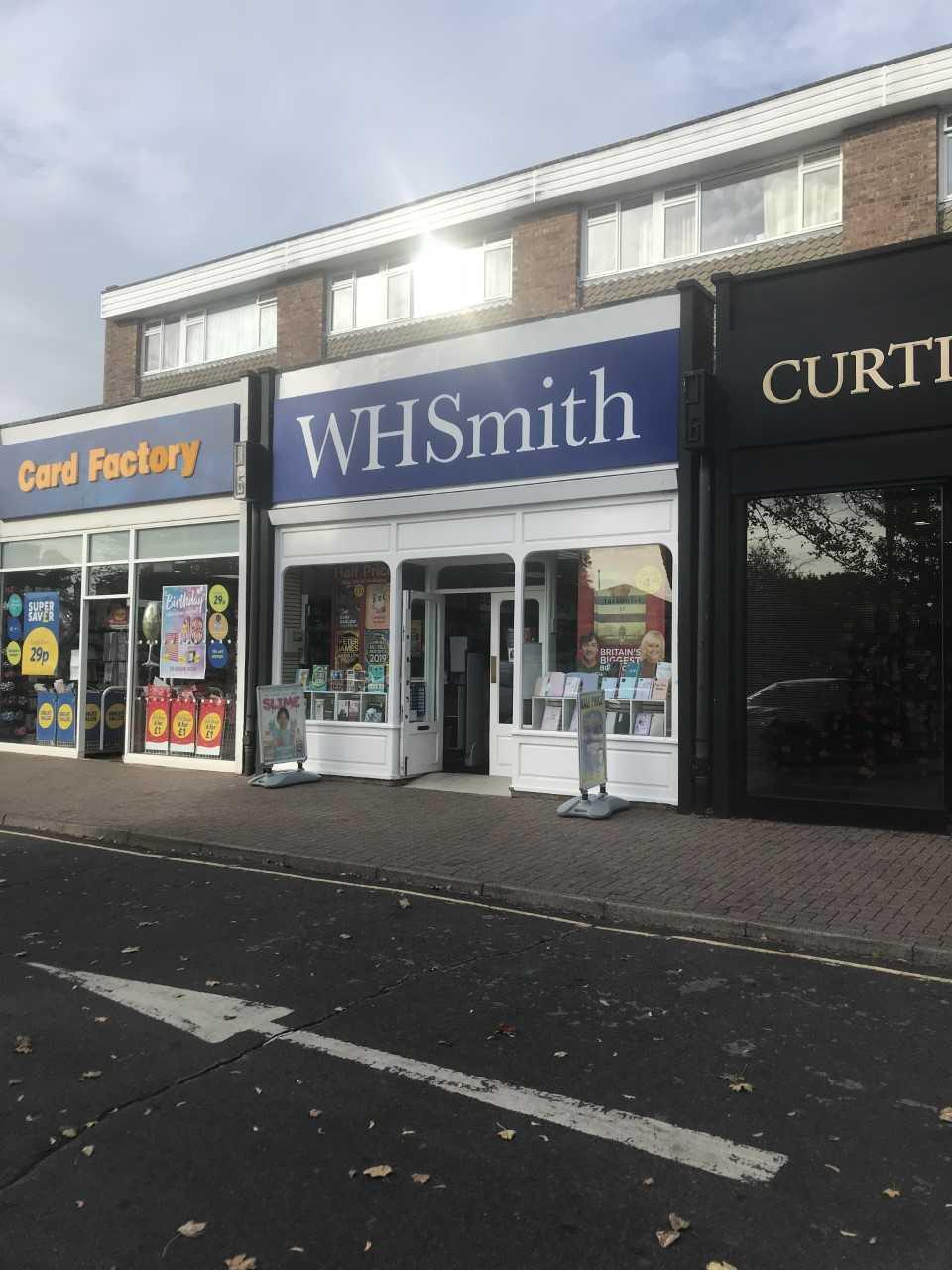 W H Smith in Rustington (1)