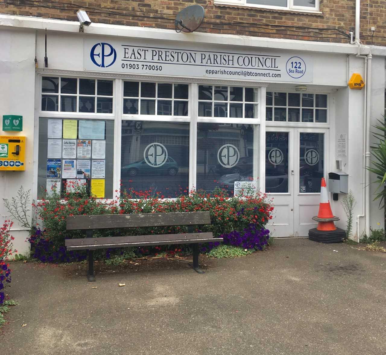 Parrish Council  in East Preston (1)