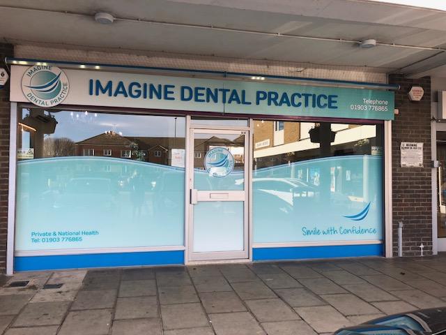 Imagine Dental Practice in East Preston