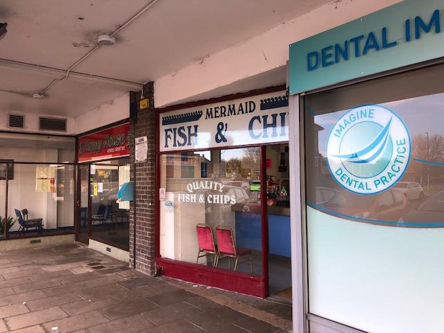 Mermaid Fish & Chips in East Preston (1)
