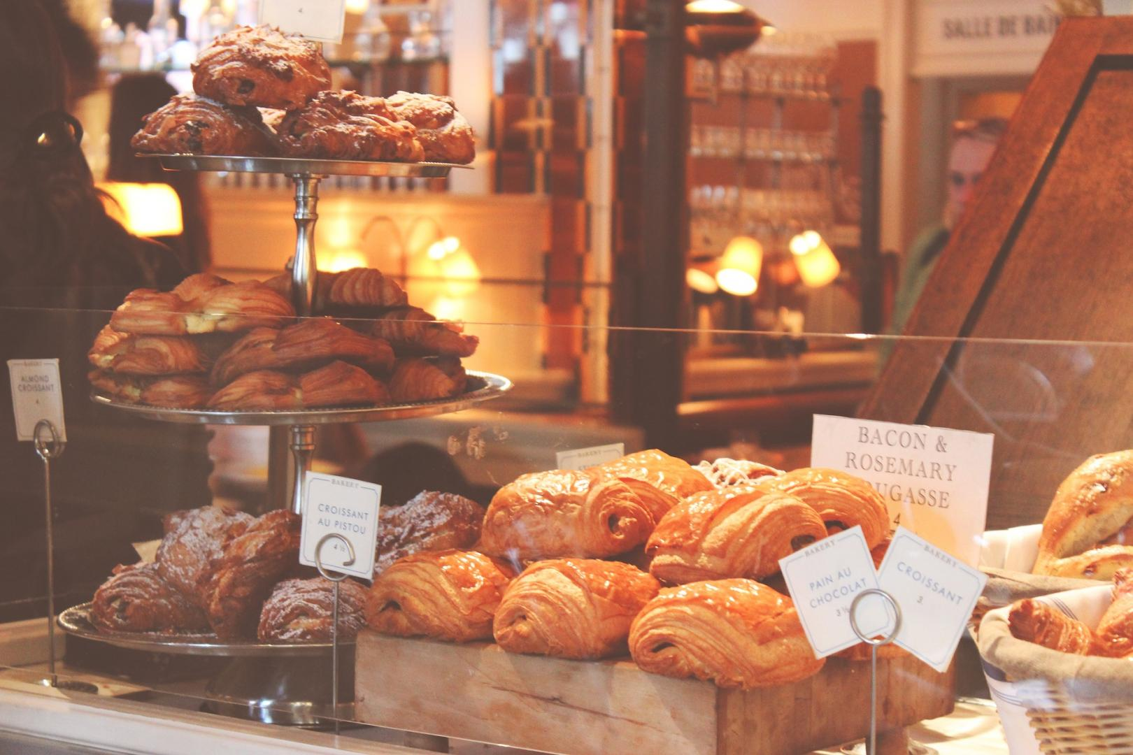 Enzo's Bakery in St Michaels Place (1)