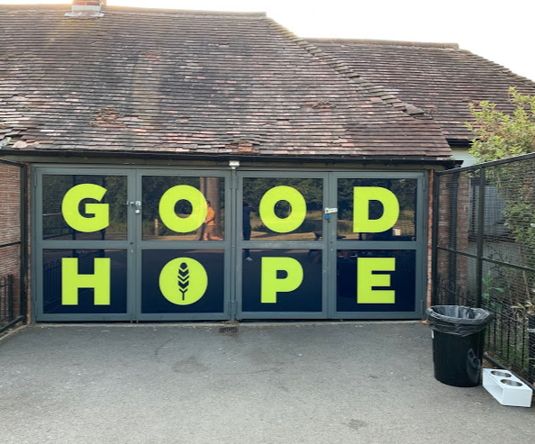 Good Hope Cafe Ladywell Fields in Ladywell