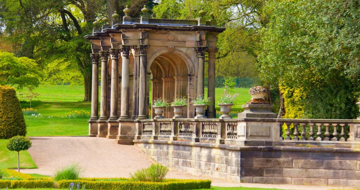 Trentham Gardens in Trentham (2)