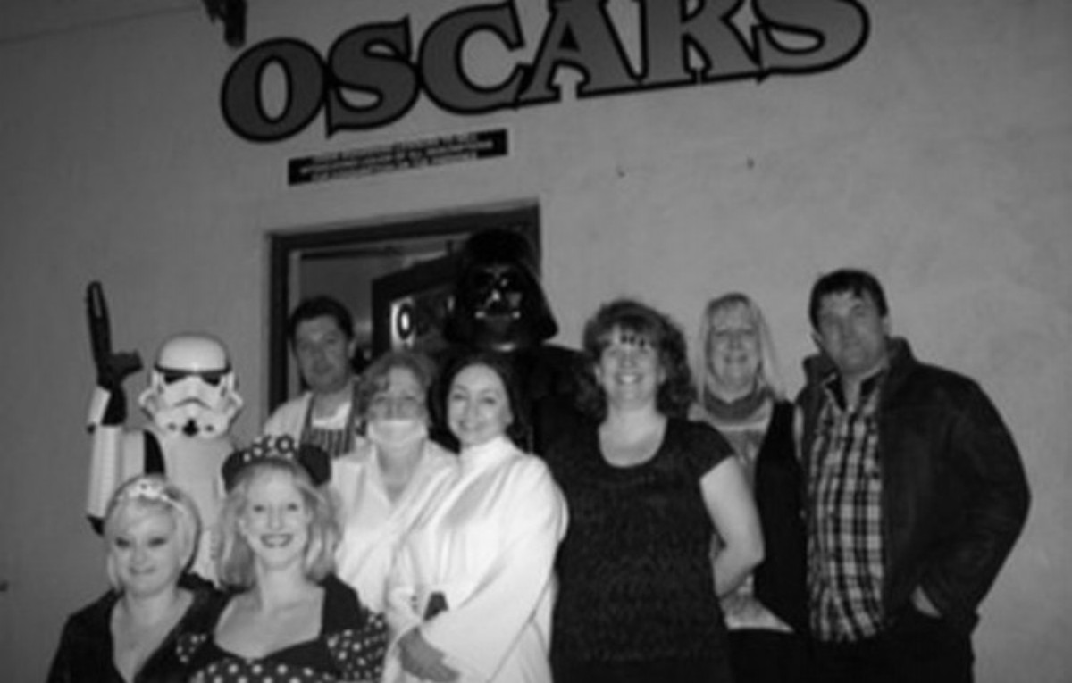 Oscar's in Newcastle under Lyme