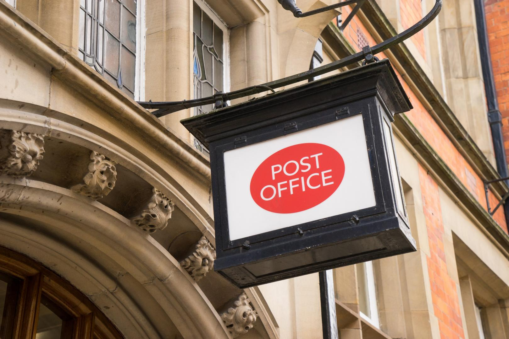 Post Office in Tadcaster